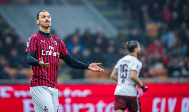 Zlatan Ibrahimovic will noch keine Farbe bekennen
