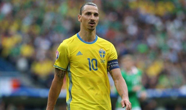 Suède : Zlatan Ibrahimovic risque 3 ans de suspension !