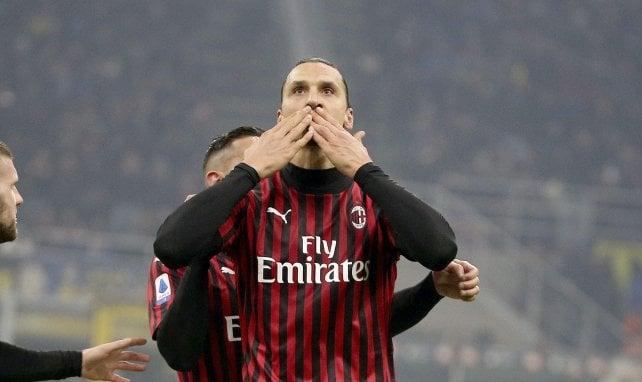 Milan, Ibrahimovic : «les fans du Celtic méritent de pouvoir voir Zlatan jouer en direct»