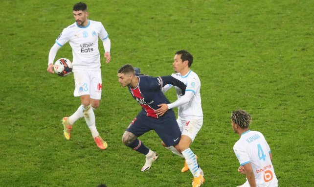 PSG-OM : les notes du match