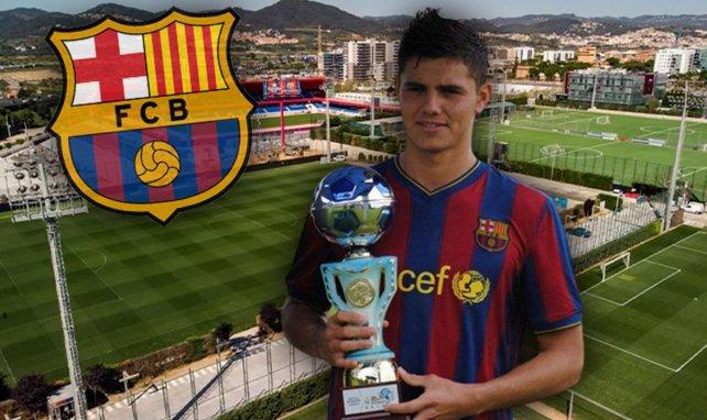 Mauro Icardi lorsqu'il évoluait au Barça