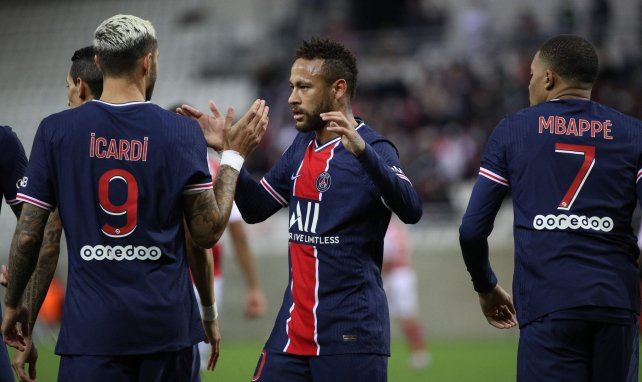 Ligue 1 : le PSG s'impose à Reims