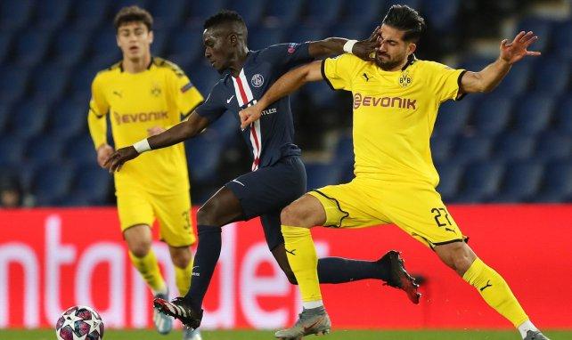 Idrissa Gueye sous le maillot du PSG
