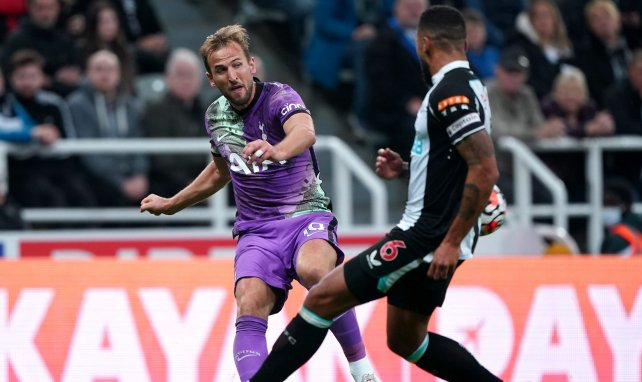 Premier League : Tottenham l'emporte à Newcastle