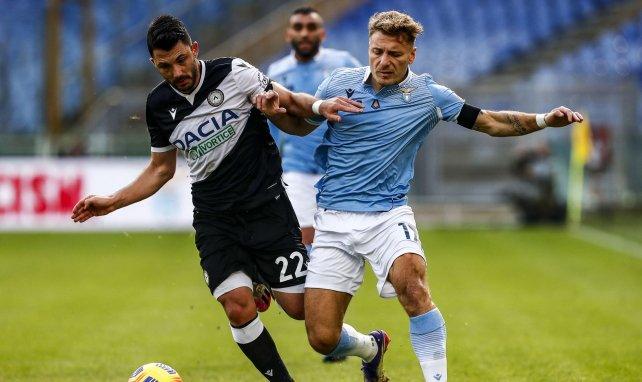 Serie A : l'Udinese s'offre la Lazio