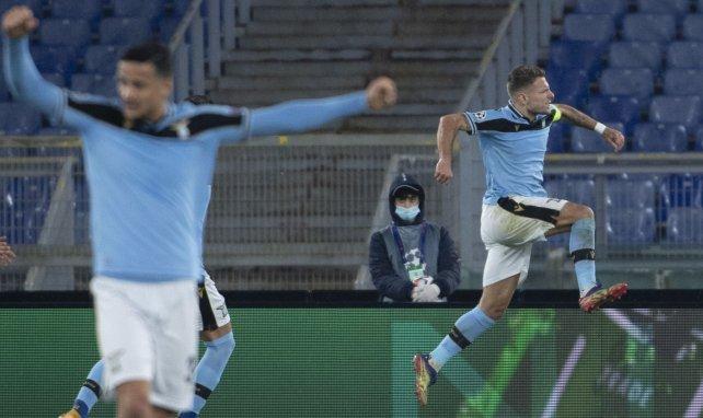 Serie A : la Lazio s'offre Sassuolo et suit le rythme