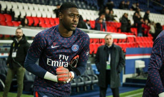 PSG : Garissone Innocent pisté par Caen