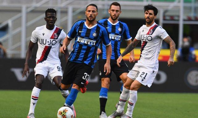 L'inter a perdu gros contre Bologne