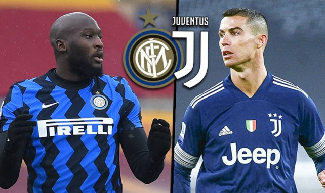 Inter - Juventus Turin : les compositions officielles