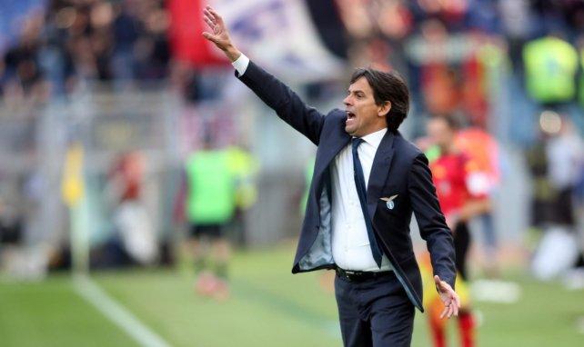 Simone Inzaghi es el líder de la Lazio