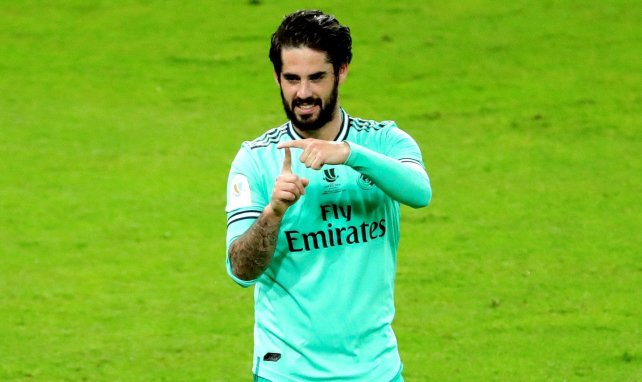 Real Madrid : Zinedine Zidane botte en touche pour Isco