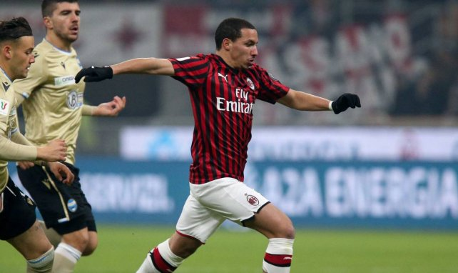 Ça discute toujours entre le PSG et l'AC Milan pour Ismaël Bennacer