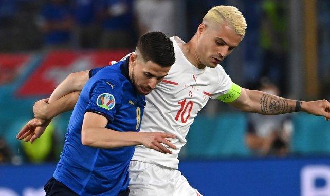 LIVE : les Italiens ouvrent le score face à la Suisse !