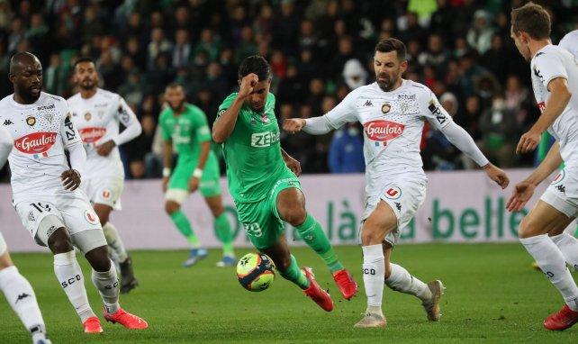 Ligue 1 : au bout de la nuit, Saint-Etienne arrache le nul contre Angers