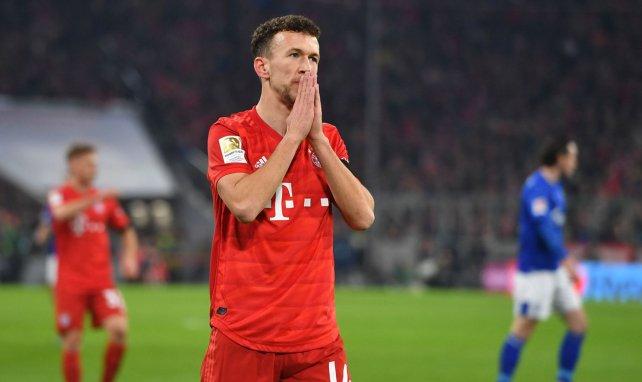 Ivan Perisic ne devrait pas continuer au Bayern
