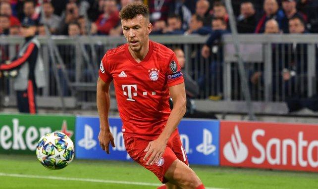 Ivan Perisic avec le maillot du Bayern Munich