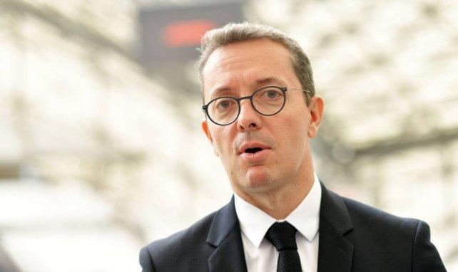 Jacques-Henri Eyraud a participé aux échanges avec Emmanuel Macron pour l'arrêt de la Ligue 1