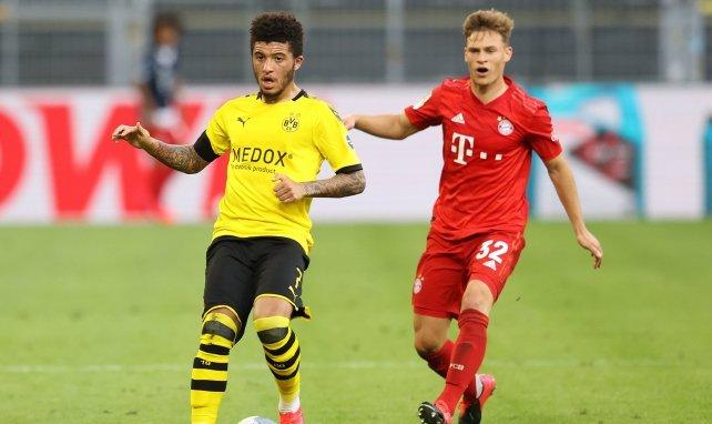 Le Borussia Dortmund a pris sa décision pour Jadon Sancho