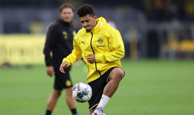 Le Borussia Dortmund prêt à faire des folies pour garder Jadon Sancho