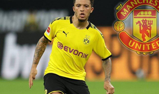 Jadon Sancho bientôt à Manchester United ?