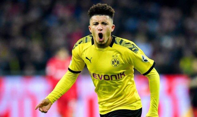 Le Borussia Dortmund met fin au feuilleton Jadon Sancho
