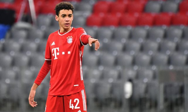 Le Bayern Munich a blindé Jamal Musiala