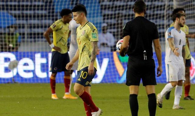 Colombie : James Rodriguez pousse un gros coup de gueule après sa non-sélection