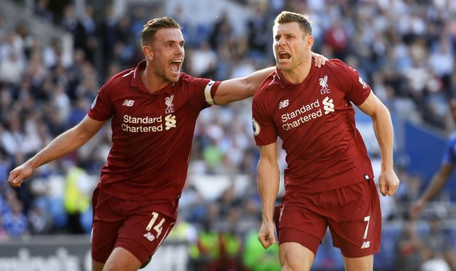 Liverpool : James Milner peste contre la Super League