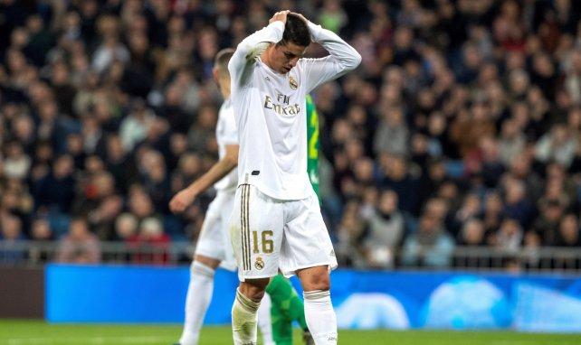 Le Real Madrid fixe un prix dérisoire pour James Rodriguez