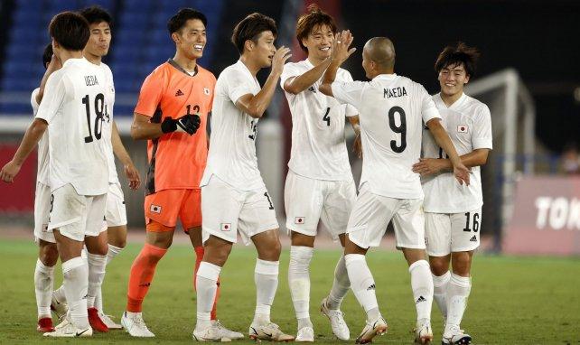 JO : vainqueur aux tirs au but, le Japon rejoint l'Espagne en demi-finale