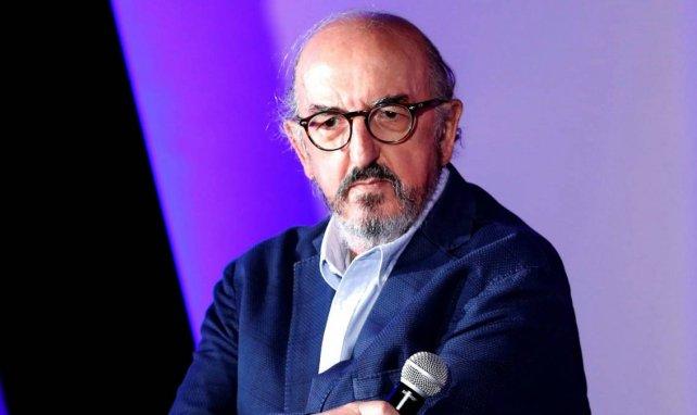 Jaume Roures lors du Sports Summit 2020 au Mexique