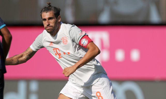 Bayern Munich : Javi Martinez bientôt de retour à l'Athletic Bilbao