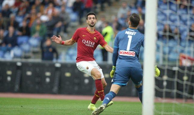 AS Roma : les comptes sont dans le rouge