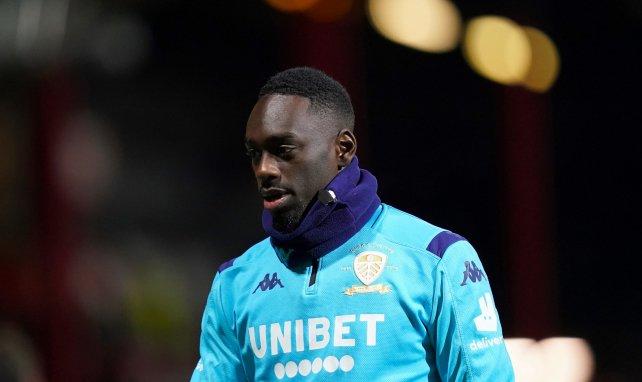 Jean-Kévin Augustin im Trainingsdress von Leeds United
