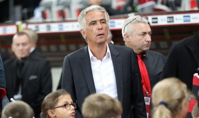 Nice : Jean-Pierre Rivère explique le départ de Patrick Vieira
