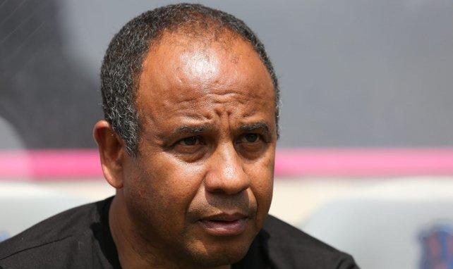 Jean Tigana au Stade Jean Bouin en 2016
