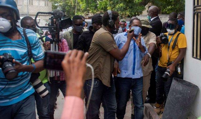 Le président de la fédé banni à vie — Haïti