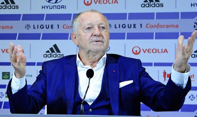OL : la nouvelle charge de Jean-Michel Aulas contre les clubs bénéficiaires de l'arrêt de la saison