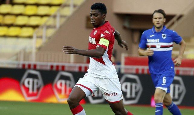 Jemerson avec l'AS Monaco