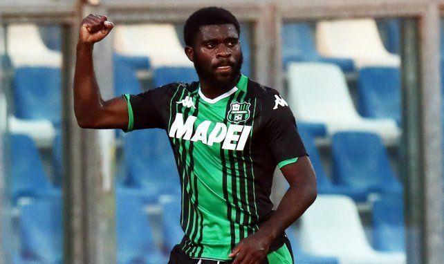 Serie A : Sassuolo domine Parme