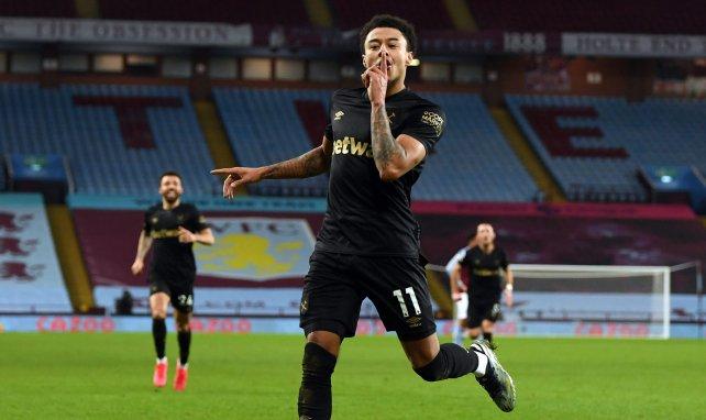 Mercato : Manchester United a une idée derrière la tête pour Jesse Lingard...
