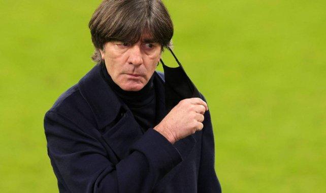 Joachim Löw le sélectionneur allemand