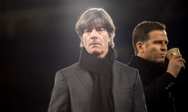 Joachim Low, sélectionneur de l'Allemagne.