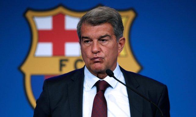 Barça : Joan Laporta appelle au calme après les déclarations de Ronald Koeman