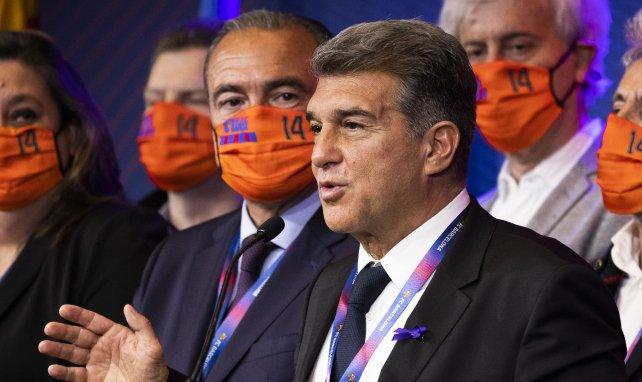 Super League : le FC Barcelone sort du silence