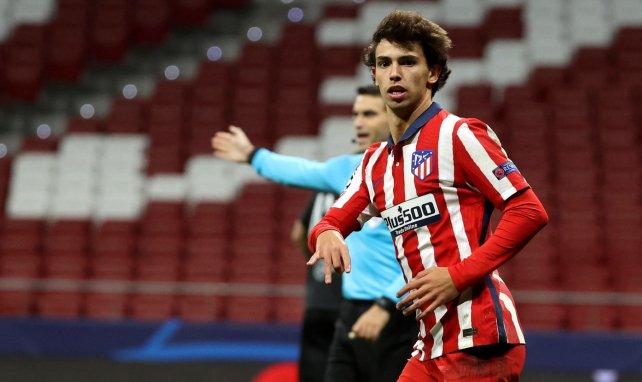 Atlético de Madrid : João Félix commence à convaincre tout le monde