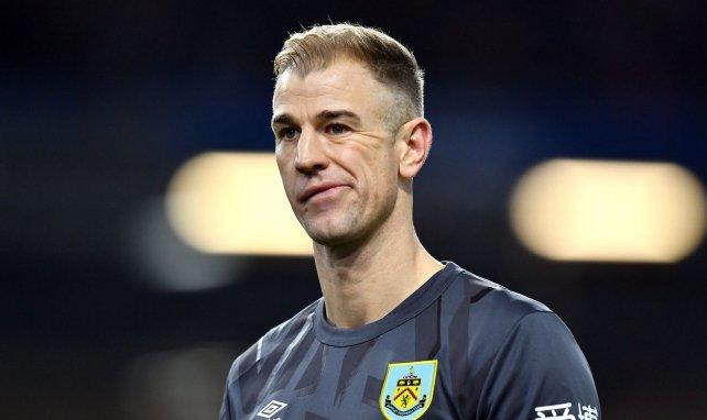 Joe Hart rejoint Tottenham