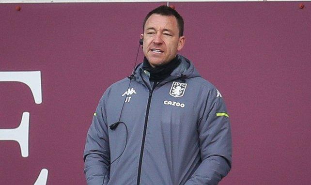 John Terry obtient son diplôme d'entraîneur
