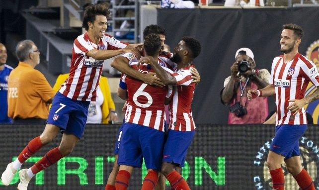 Le drôle de mercato qui attend l'Atlético de Madrid
