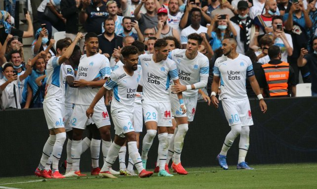 Ligue 1 : l'OM domine Rennes et s'empare de la deuxième place
